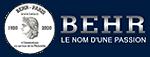 Logo Behr Philatélie