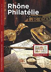 Rhône Philatélie No 167 mars 2020