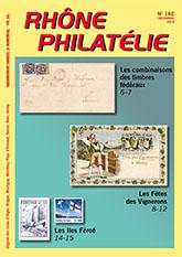 Rhône Philatélie No 162 décembre 2018