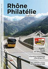 Rhône Philatélie No 163 mars 2019