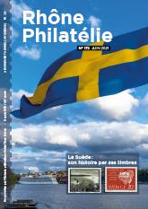 Rhône Philatélie No 172 juin2021